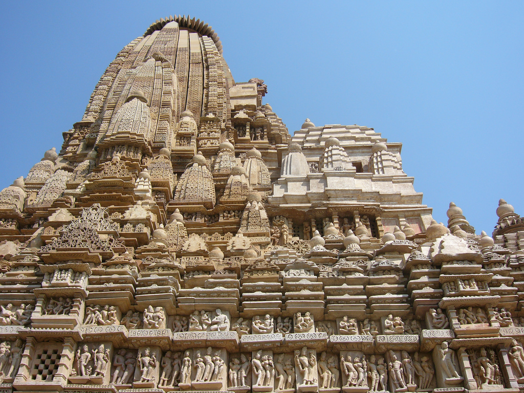 Image result for Khajuraho Temple, Madhya Pradesh