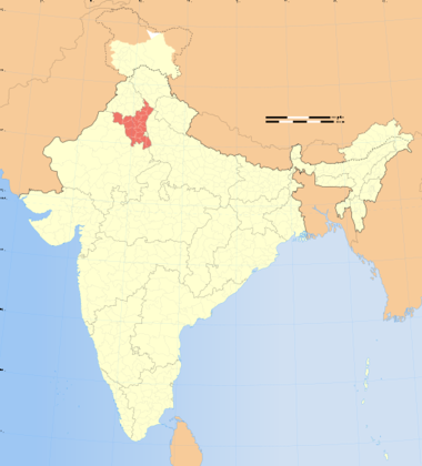 File:India Haryana locator map.svg