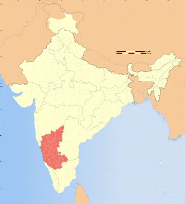 File:India Karnataka locator map.svg