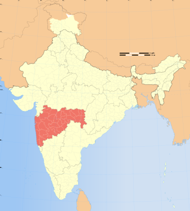 File:India Maharashtra locator map.svg