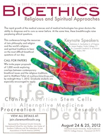 Bioethics Jain Conference
