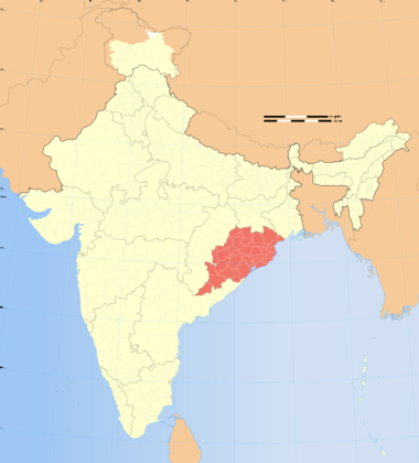 File:India Orissa locator map.svg