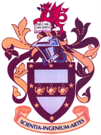 Coat of Arms of the University of Wales