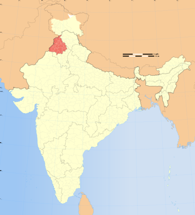 File:India Punjab locator map.svg