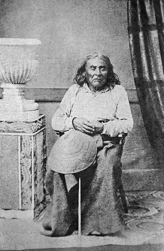 Image of Chief Seattle